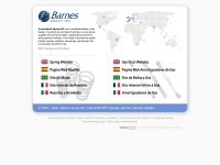 Barnesgroupeurope.com - Barnes Group - Global Site - Industrial SPEC Springs and Gas Springs Supplier