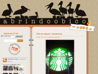 Home page | Abrindo o Bico - por Marcie Grynblat Pellicano