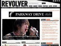 Revolvermag.com - Home | Revolver