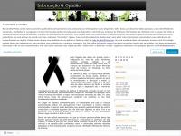 Informação & Opinião | O BLOG DA JORNALISTA MÔNICA FRANÇA