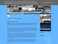 Blog Imortal Sonho - Grêmio