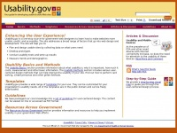 Home | Usability.gov