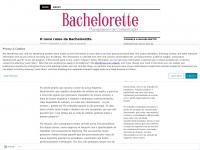Blog Bachelorette | Planejamento de Comunicação