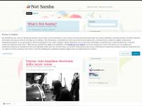 notsamba.wordpress.com