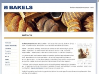 Bakels.com - Bakels Worldwide | Baking Ingredients Since 1904
