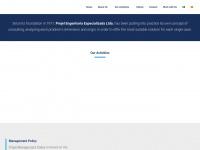 Projelengenharia.com.br - Projel - Engenharia Especializada LTDA.