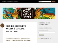 artebicicletamobilidade.wordpress.com