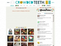 Crowdedteeth.com - CROWDED TEETH