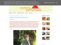 cozinhaperfumada.com