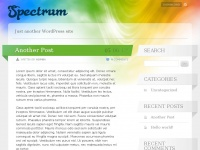 Spectrum-theme.com - Multipurpose WordPress Themes & Website Templates - Spectrum Theme