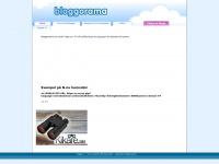 Bloggorama.se - Välkommen till min personliga blogg där jag skriver om allt mellan himmel och jord
