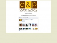 A e P Comunicação Ltda - Sites e Sistemas para internet