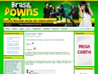 Links do Site BrasilDowns