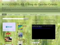 BLOGGOSPEL-RS                                                              O Blog do Gaúcho Cristão