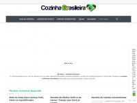 Cozinha Brasileira -  Receitas de Comidas Grátis, Receitas Culinárias