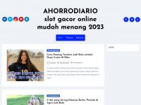 Ahorrodiario.com - Ahorro diario - Economía doméstica y familiar. Finanzas personales