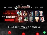 Aeroartetattoo.com.br - Aero Arte Tattoo - Estúdio de tatuagem em botafogo