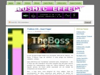 Cosmic Effect - Videogames Ontem e Hoje | Conteúdo de qualidade sobre a cultura dos videogames em português brasileiro!