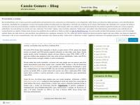 Cassio Gomes - Blog | Meu Blog Pessoal