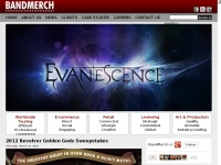 Bandmerch.com - BandMerch | BANDMERCH