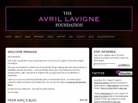 Theavrillavignefoundation.org - The Avril Lavigne Foundation