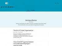 Henrique Bastos - Autonomia & Tecnologia
