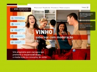 Wineinmoderation.eu - Welcome - Wine in Moderation - Art de Vivre