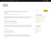 Blogdarafa.com.br