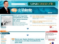 Blogdovalente.com.br - Blog do Valente - Notícias de Santo Antônio de Jesus e Região