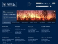 Ox.ac.uk - University of Oxford