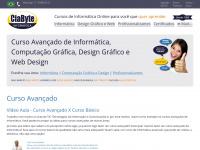 Curso Avançado de Informática, Computação Gráfica, Design Gráfico e Web Design
