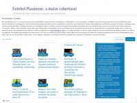 Futebol Piauiense: a maior cobertura! – O Futebol do Piauí como ele é: simples, mas envolvente!