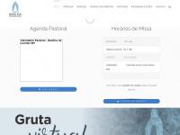 Basilicadelourdes.com.br - Basílica de Lourdes - Home