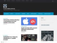 """CLAN [COBRA] OFICIAL – """"Apaixonados por Tecnologia e o mundo dos Games"""""""