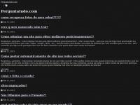 PerguntaTudo  - Seu site de Perguntas e Respostas