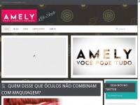 Amelylifestyle.com.br - Amely Life Style