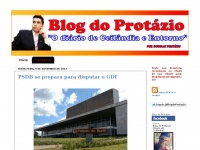 Blog do Protázio