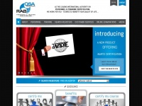 Rabqsa.com - RABQSA International: Personnel & Training Certification