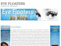 theeyefloaters.com