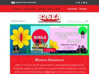 826la.org - 826LA