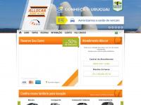 Allocar.com.br - Allocar Rent a Car - Locadora de Carros, Aluguel de Carros, Locadora de Veículos, Autolocadora, Alugue um Carro - Aeroporto - Porto Alegre - RS - Brasil