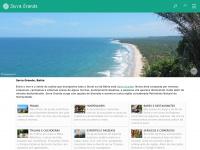 SERRAGRANDE.NET - Praias de Serra Grande - Bahia