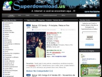Superdownload - Software, Downloads grátis, download jogos, programas, Downloads filmes, superdownloads