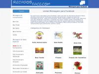 recadosface.com
