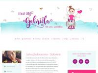 Seja bem vindo ao blog Meu Anjo Gabriela - Meu Anjo Gabriela