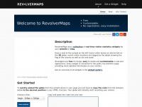 Revolvermaps.com - Welcome to RevolverMaps    RevolverMaps - Free 3D Visitor Maps