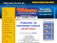 welcome-escola-de-idiomas.com