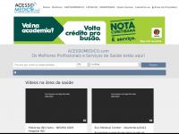 Acessomedico.com.br - .:ACESSOMEDICO.com - Os Melhores Profissionais e Serviços de Saúde Aqui!:.