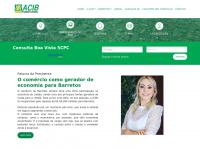 Acibarretos.com.br - ACIB - Associação Comercial e Industrial de Barretos