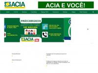 aciaaraguari.com.br